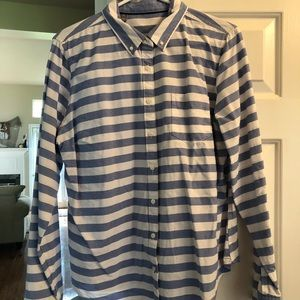 Tops - Striped button up